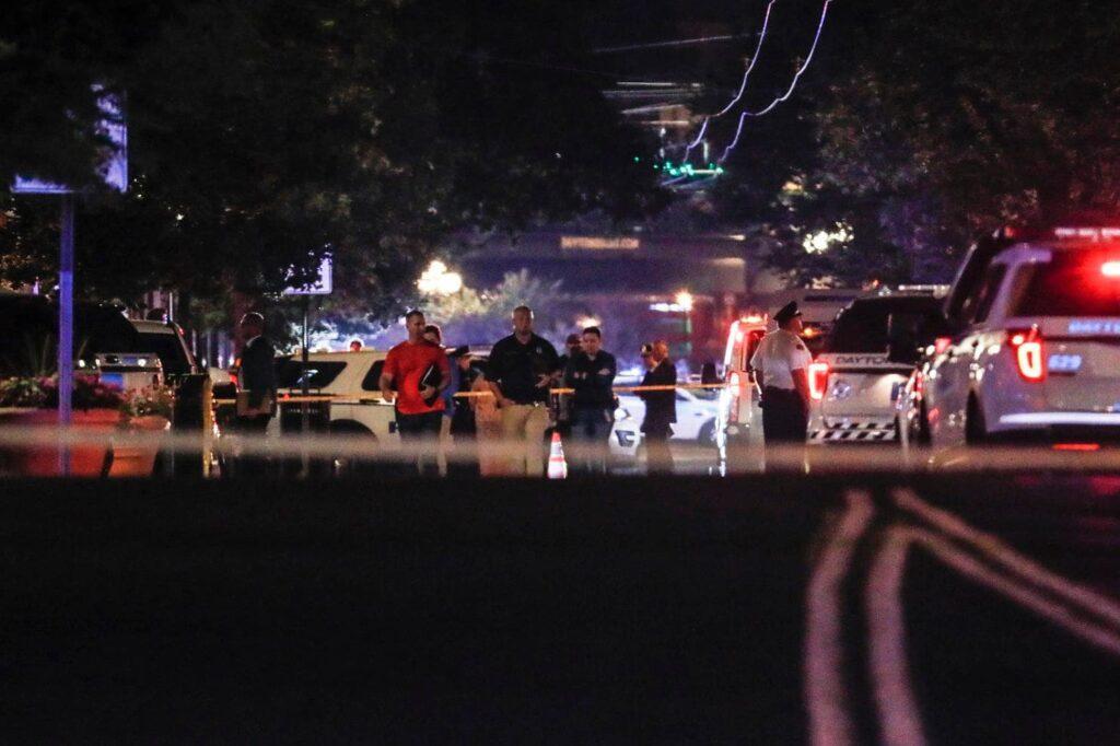 Dayton, Ohio shooting
