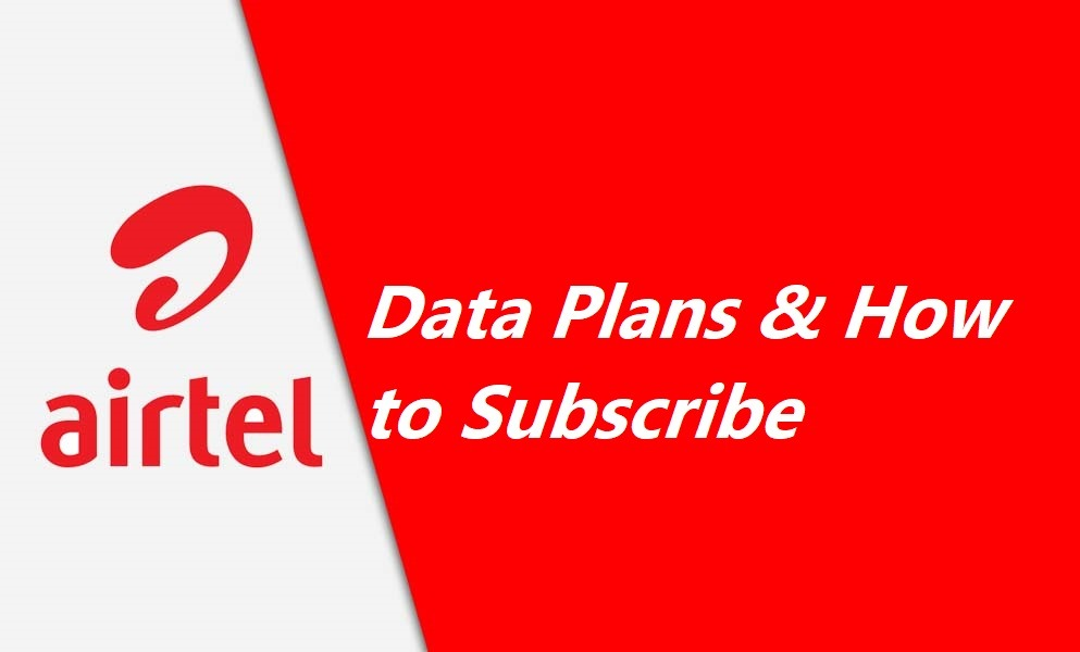 Airtel data plan and subscription codes