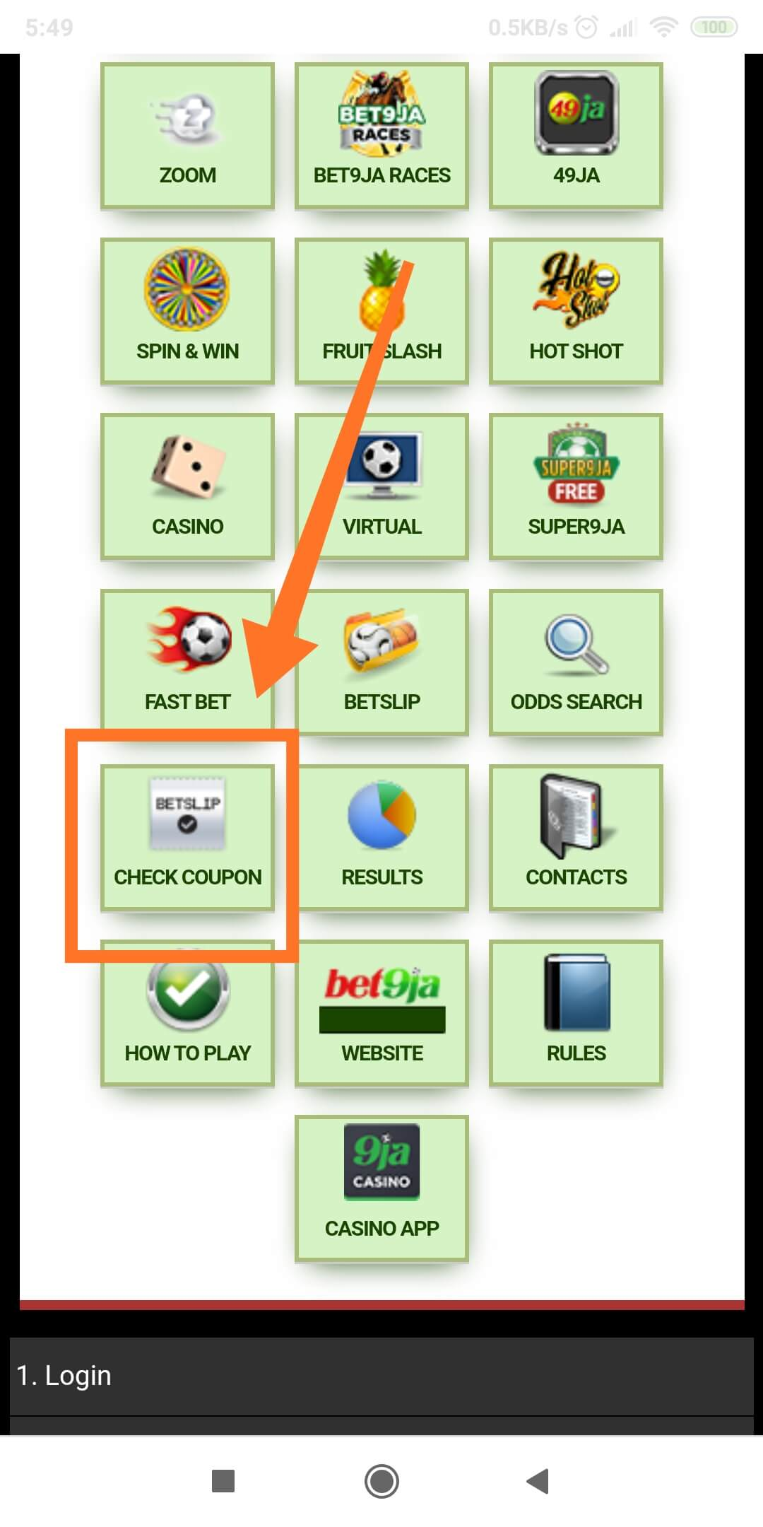 Latest bet9ja mobile app
