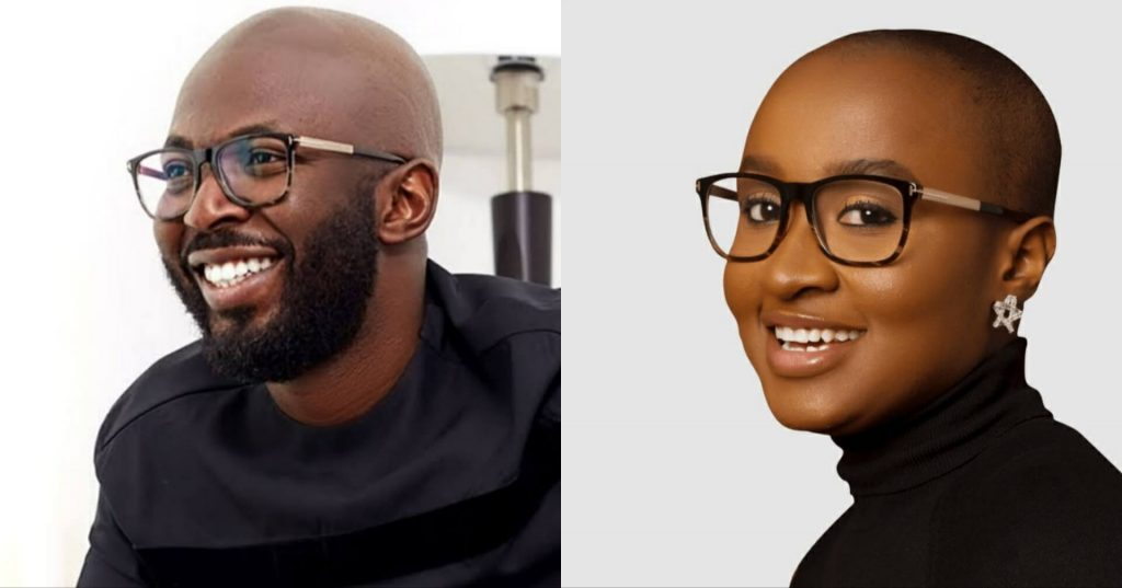 Glory Osei is married to Muyiwa Folorunsho.