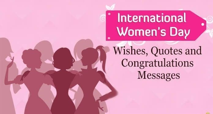 Happy International Women's Day 2020 Messages