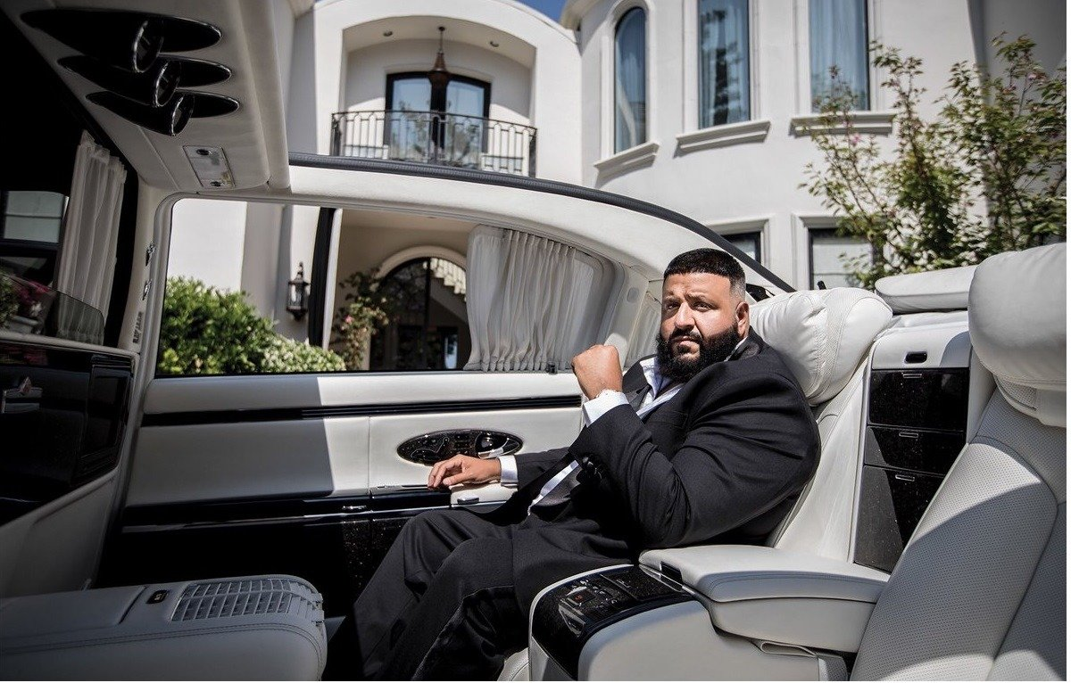 DJ Khaled house