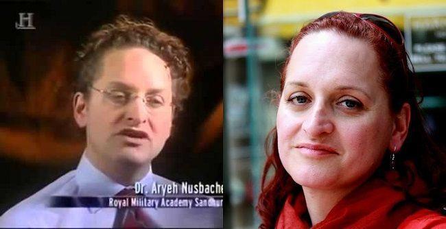 Lynette Nusbacher husband