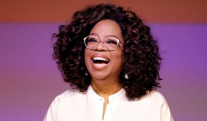 Oprah Winfrey-one of the Most Popular Women in the World