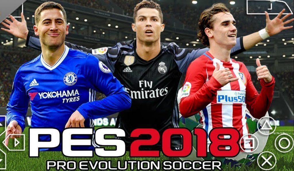 PES 2018 Soccer