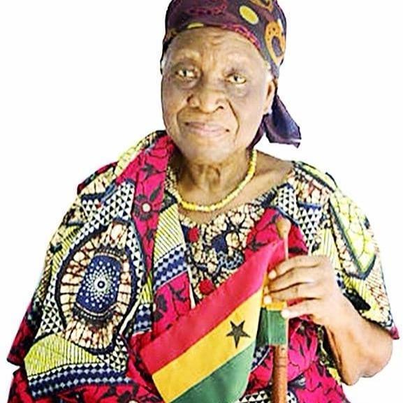 Theodore Salome Okoh ghana flag designer