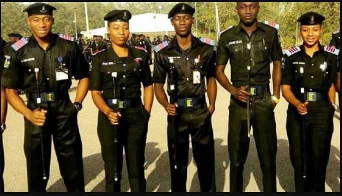 nigerian police force recruitment 2020