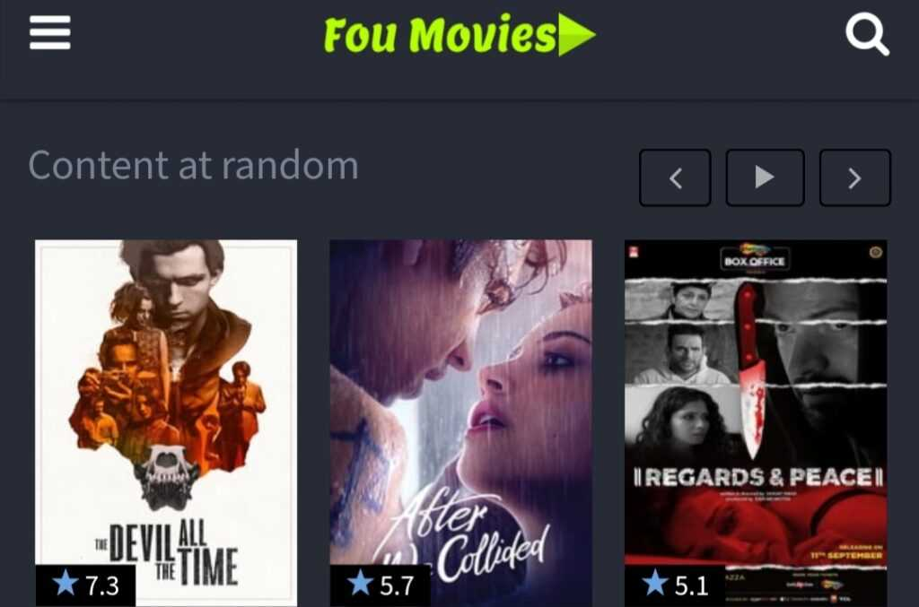 How to Download Hollywood and Bollywood Movies on Fou Movies