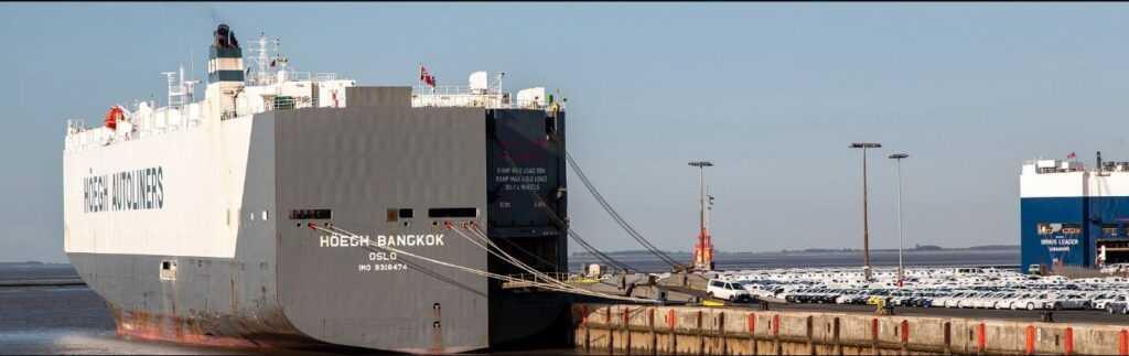 shipping companies in nigeria