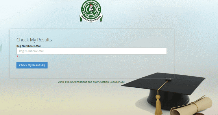 Check Your JAMB Result Online