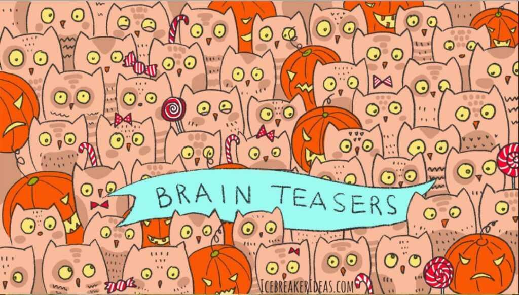 brain teaser questions