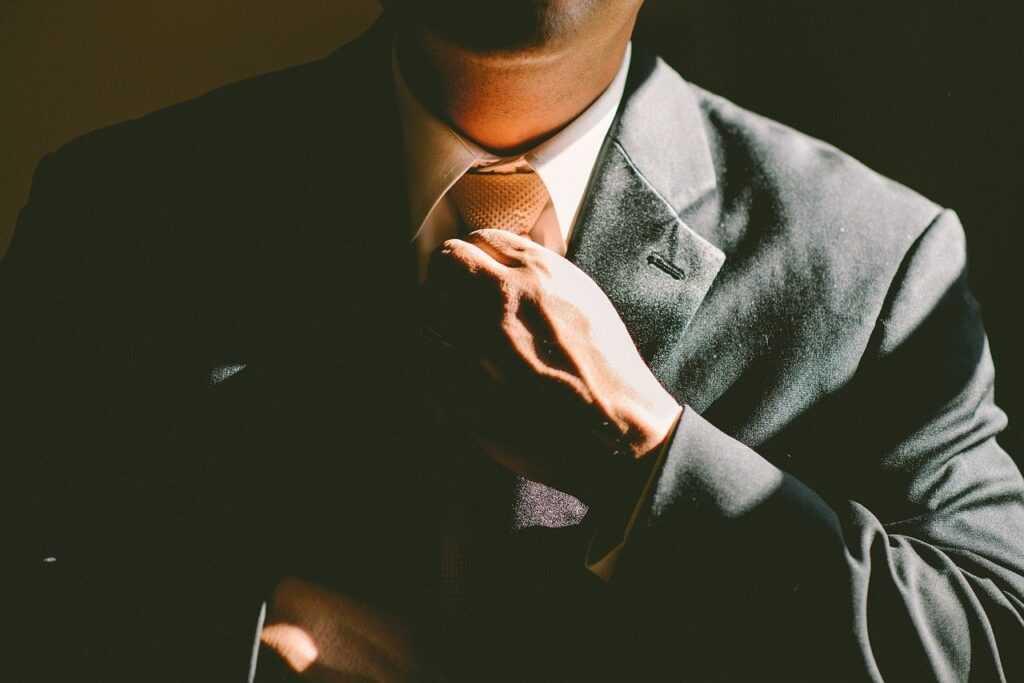man wearing tie business grants in nigeria