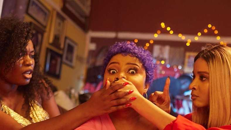 highest-grossing nigerian movies 2021 - a scene from Sugar Rush