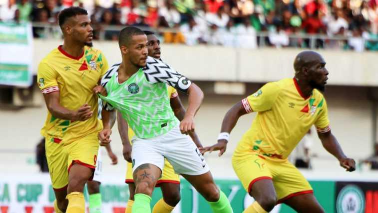 Benin Republic Vs Nigeria match