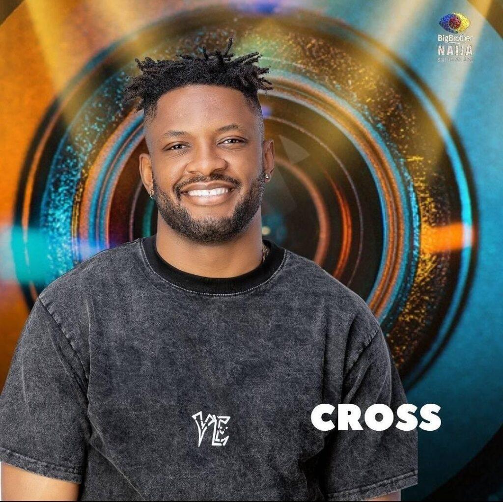 Ikechukwu Sunday Okonkwo Cross