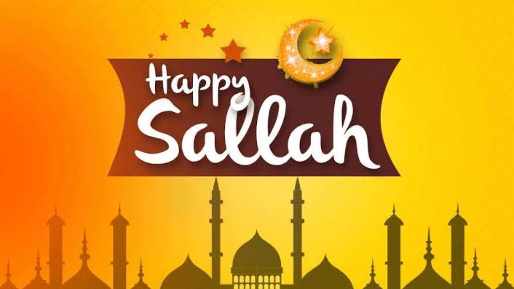 Sallah wishes