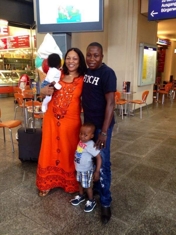 Sunday Igboho family