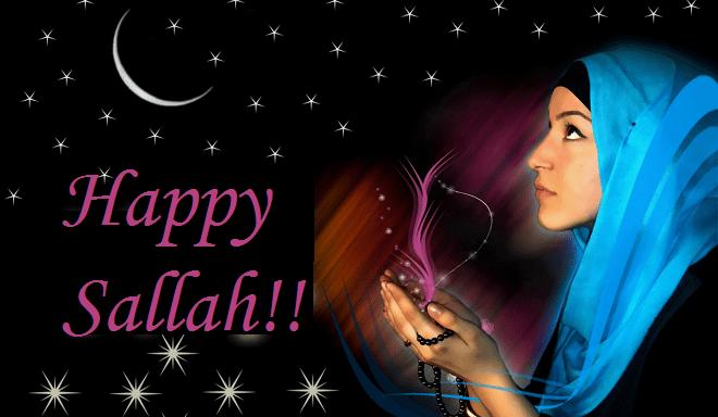 happy Sallah wishes