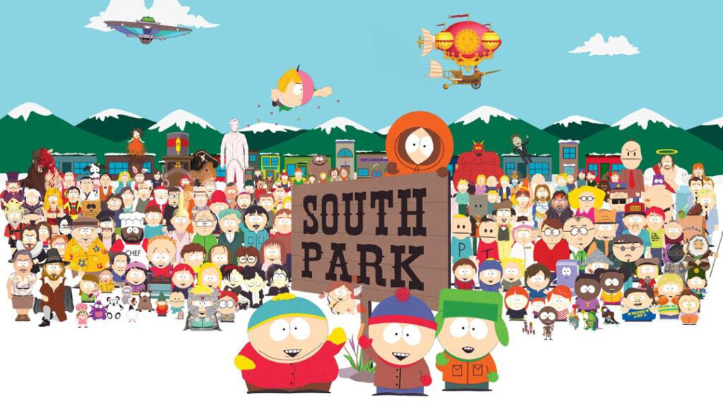 watch South Park streaming