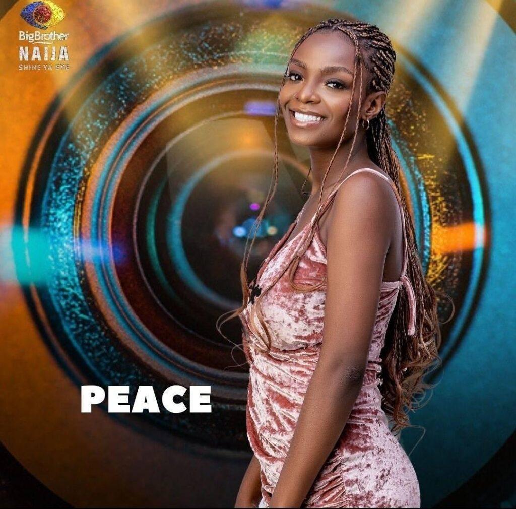 Peace Ogor BBNaija