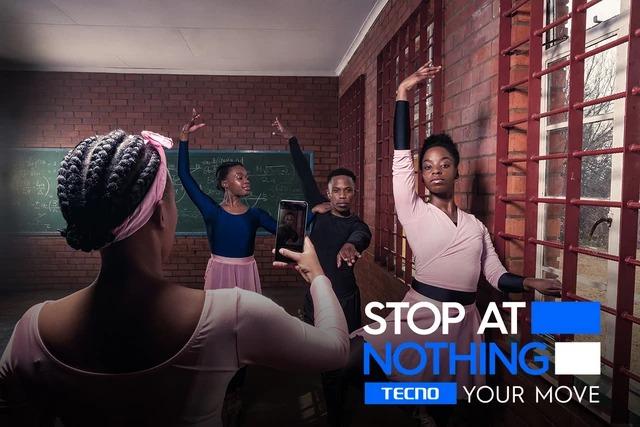 Tecno Stop At Nothing